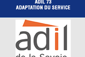 ADIL 73 - adaptation du service