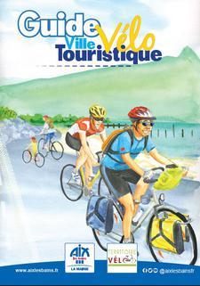 Charmant Guide Ville Vélotouristique : 11 Circuits Vélo Entre Lac Et Montagnes