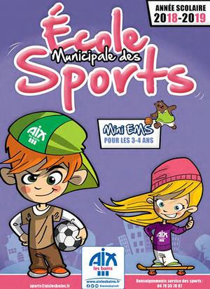 """Résultat de recherche d'images pour """"ecole municipale des sports aix les bains"""""""