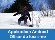 Application Android Office de tourisme