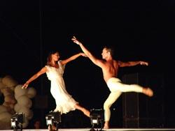 Photographie d'un spectacle de danse